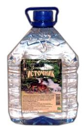 """Вода минеральная природная детская """"Ясногорский источник"""" 5 л"""
